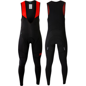 Biehler Winter Bib Tights Men, punch red